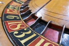 Spinowy koła miejsce twój zakładu hazardu liczby zdjęcia royalty free
