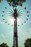 Spinowy koło Zdjęcie Royalty Free