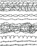 spiny провод Стоковая Фотография