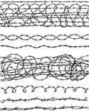 spiny tråd Arkivbild