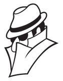 Spionen Arkivbild