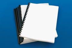 Spiraal - verbindend boek stock fotografie