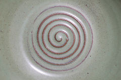 Spiraalvormig ontwerp Royalty-vrije Stock Afbeelding
