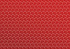 Spiraalvormig patroon. Vector royalty-vrije illustratie