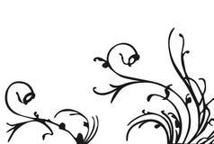 Spiraalvormige Bloemen Stock Illustratie