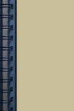 Spiraalvormige boekachtergrond royalty-vrije stock afbeelding