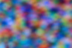 Spiraalvormige kleurrijke achtergrond in mozaïekvorm in diverse kleuren Stock Afbeeldingen