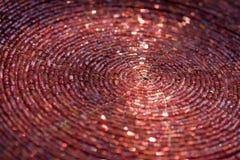 Spiraalvormige rug Royalty-vrije Stock Foto's