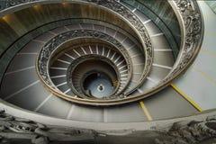 Spiraalvormige trap Stock Fotografie