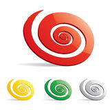 Spiral Royalty Free Stock Photo