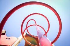 Spiral Arkivbild