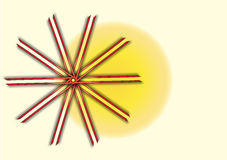 spiral royaltyfri illustrationer