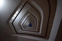 spiral Royaltyfri Bild