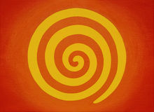 spiral Royaltyfria Bilder