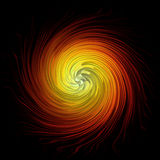 Spiral abstract background Royalty Free Stock Photos