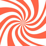Spiral abstract background - vector graphic from twisting rays. Spiral abstract background - vector graphic design from twisting rays royalty free illustration
