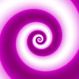 Spiral abstract background Royalty Free Stock Image