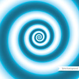 Spiral abstract background Royalty Free Stock Photo