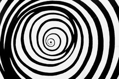 Spiral abstraction Royalty Free Stock Photography