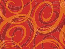 Spiral bacground Stock Images