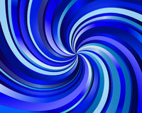 Spiral background. Abstract vector spiral background for design use Royalty Free Stock Photos
