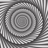 Spiral background vector illustration