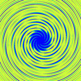 Spiral. royalty free illustration