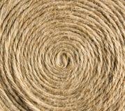 Spiral bakgrund för rep Royaltyfri Bild
