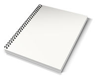 Spiral binder. Royalty Free Stock Photo
