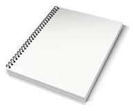 Spiral binder. royalty free stock photo