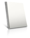 Spiral binder. Royalty Free Stock Photos