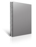Spiral binder. Stock Photo