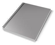 Spiral binder. Royalty Free Stock Photography