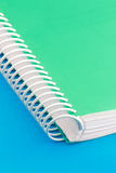 Spiral binding Royalty Free Stock Images