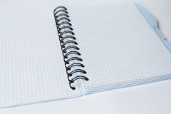 Spiral Bound Notebook Royalty Free Stock Image