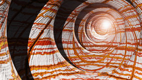 Spiral bright background Royalty Free Stock Image