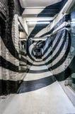 Spiral Corridor Royalty Free Stock Photos