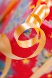Spiral decoration Stock Photos