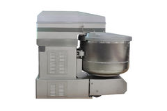 Spiral dough mixer Stock Images