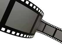 Spiral Film Royalty Free Stock Photography