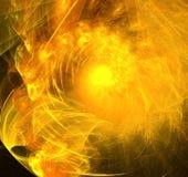 Spiral Flame Stock Photos
