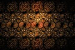 Spiral fractal 10 Stock Images