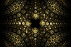 Spiral Fractal 2 Royalty Free Stock Photography