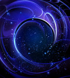 Spiral Galaxy Royalty Free Stock Photography