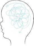 Spiral Head stock illustration