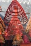 Spiral Incense burner Stock Photography