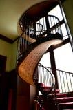 Spiral Ladder Royalty Free Stock Photos