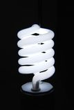 Spiral lamp Stock Images