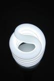 Spiral lamp Stock Photo