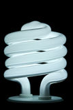 Spiral lamp Stock Photos